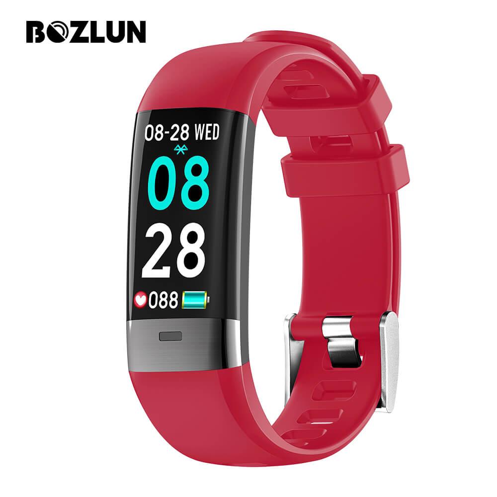 博之轮(BOZLUN)智能手表男女 健康运动手环心电心率血压睡眠监测 信息来电提醒B33