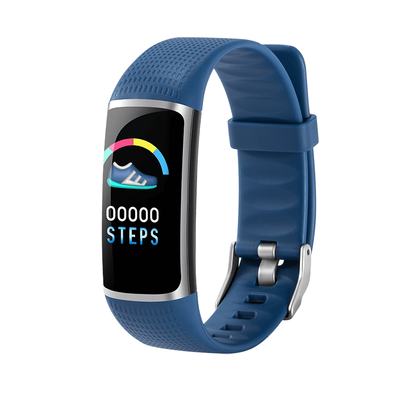 博之轮(BOZLUN)运动手表跑步测血压心率智能手环B32