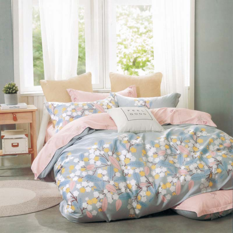 金丝莉 喜爱全棉套件 床上用品四件套 全棉四件套 被套仙侣奇缘