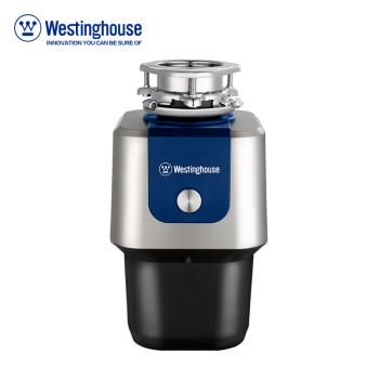 西屋(westinghouse)垃圾处理器 家用厨房餐余 厨余湿垃圾残渣粉碎搅拌处理机W600