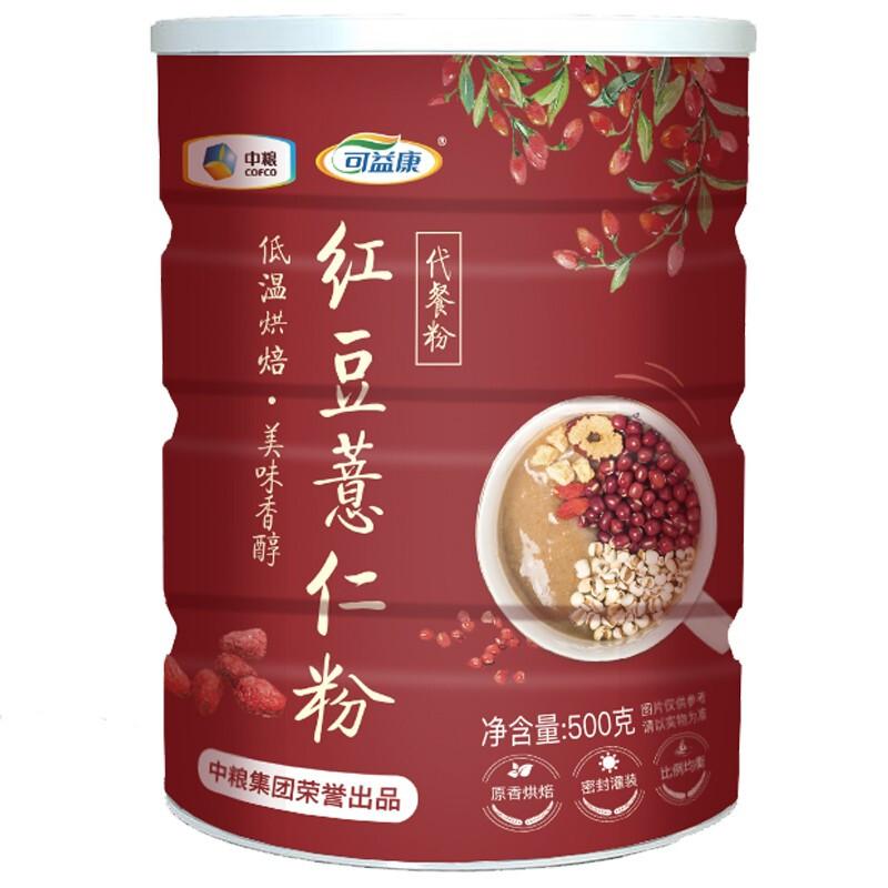 中粮可益康红豆薏米粉500g