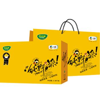 中粮家佳康纯粹派炸鸡礼盒2360g