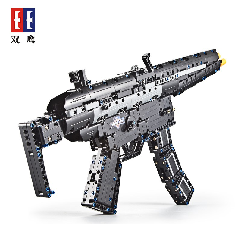 【猛犸科技】男童玩具枪冲锋枪仿真玩具枪SY-C81006
