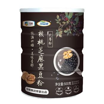中粮可益康核桃芝麻黑豆粉500g