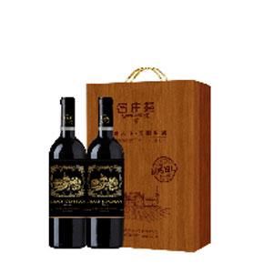 中粮缇瑟堡珍藏干红葡萄酒礼盒750ml*2