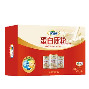 中粮可益康蛋白粉礼盒500g*2