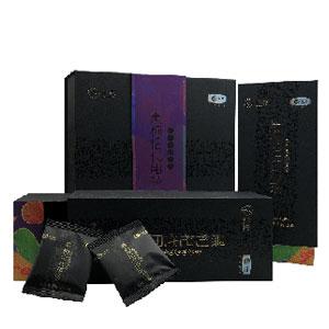 中粮中茶黑枸杞代用茶礼盒 (铝箔)双支礼盒200g