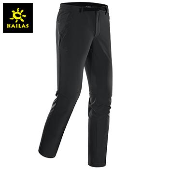 凯乐石(KAILAS)户外运动 男款耐磨弹力防风软壳长裤KG510696