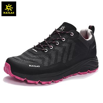 凯乐石(KAILAS) 户外运动 女款低帮防水耐磨攀山徒步鞋 KS322249