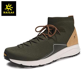 凯乐石(KAILAS) 户外运动 男款中帮轻量越野跑山鞋(Phantom/幻影) KS610499