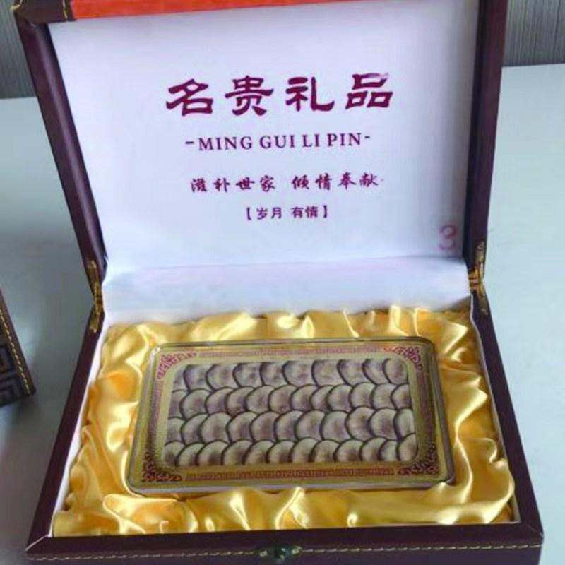 长白山鹿茸片男性保健品250g礼盒