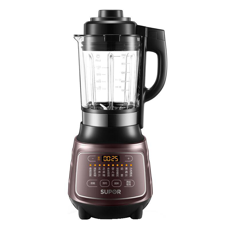 苏泊尔(SUPOR)破壁料理机SP23-1000温养破壁机家用加热多功能榨汁养生辅食豆浆机绞肉机搅拌机