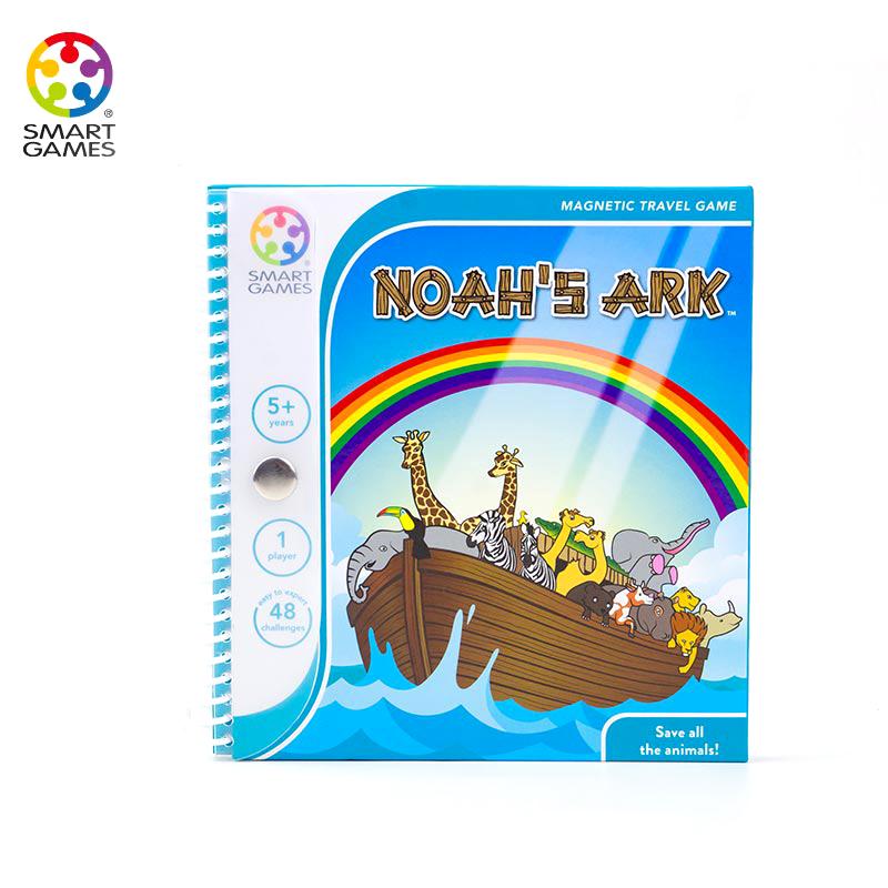 Smart Games 诺亚方舟 比利时STEM早教儿童益智玩具男孩女孩小孩3-6岁以上