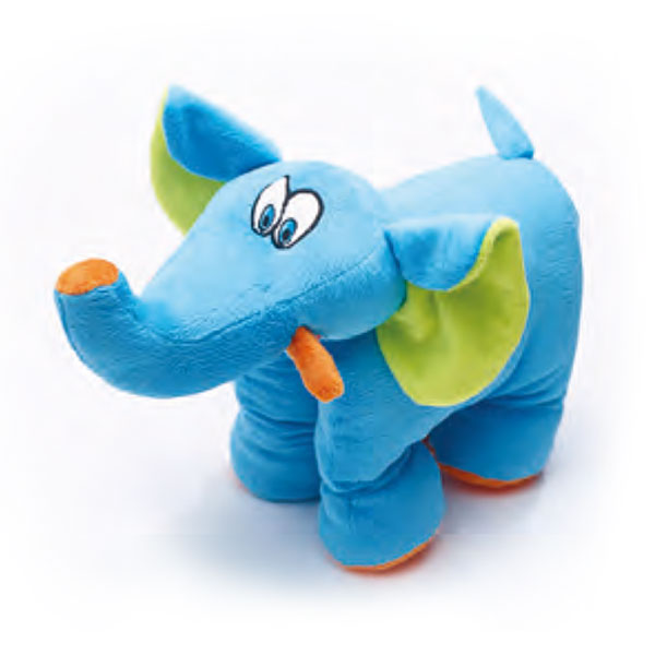 蓝旅(TRAVEL BLUE)可爱卡通儿童u型枕护颈枕
