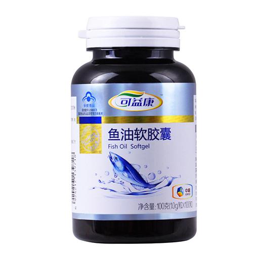 中宏鱼油软胶囊100粒/瓶