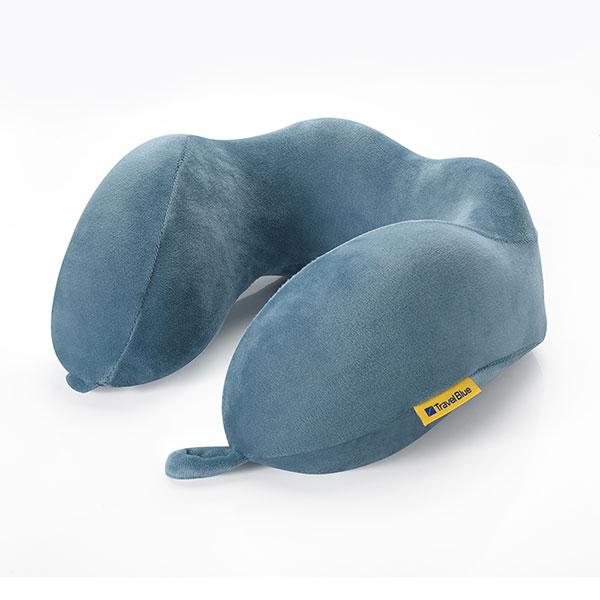 英国蓝旅(TRAVEL BLUE)脖子u型枕记忆棉护颈枕汽车飞机高铁旅行枕线下专柜同款212