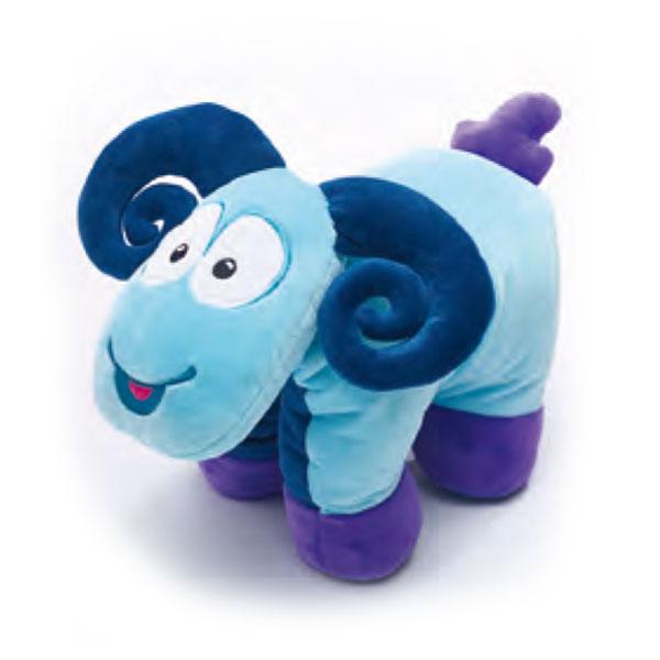 蓝旅(TRAVEL BLUE)儿童旅行安全座椅枕3-12岁宝宝颈椎脖子u型枕护颈枕