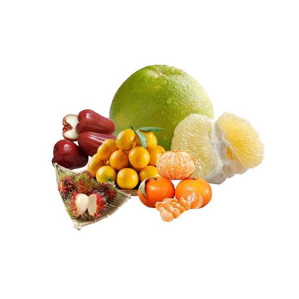 【企业购】生鲜套餐B 缤纷水果补水水果套餐 400档