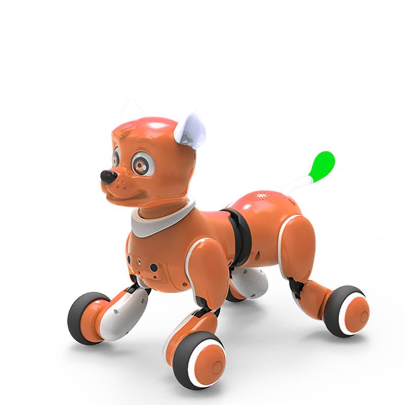 华复守蔚智能机器狗一代