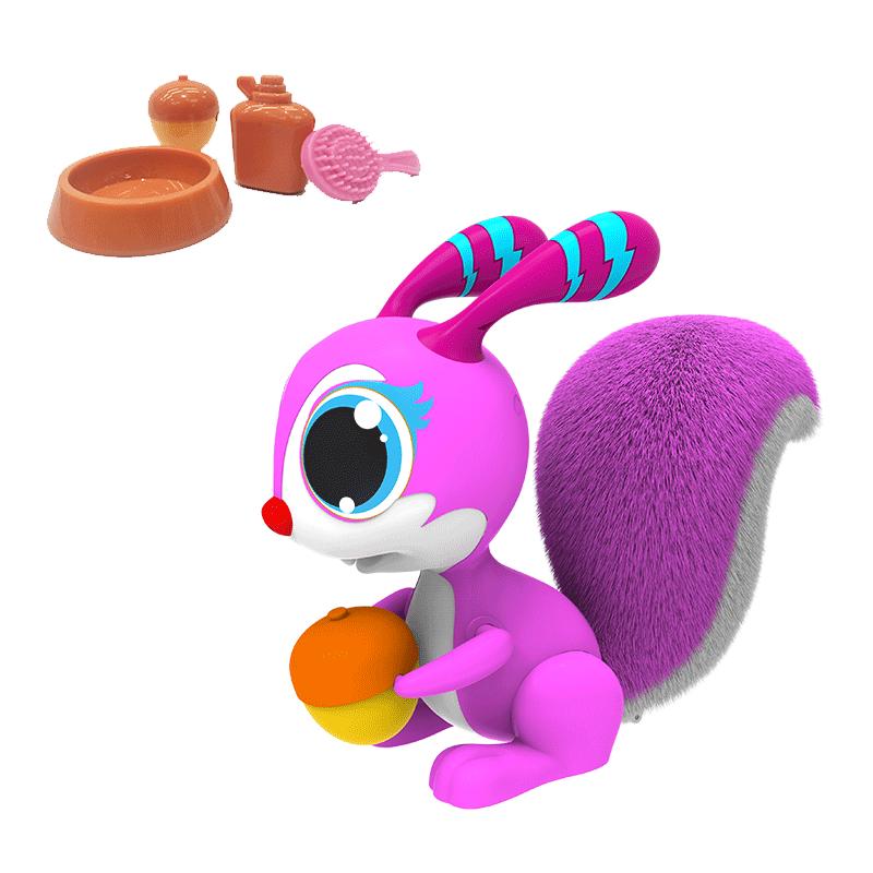 实丰跳跳鼠普通版粉色