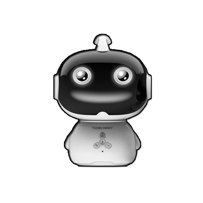 贝思心儿童智能机器人K6 白色