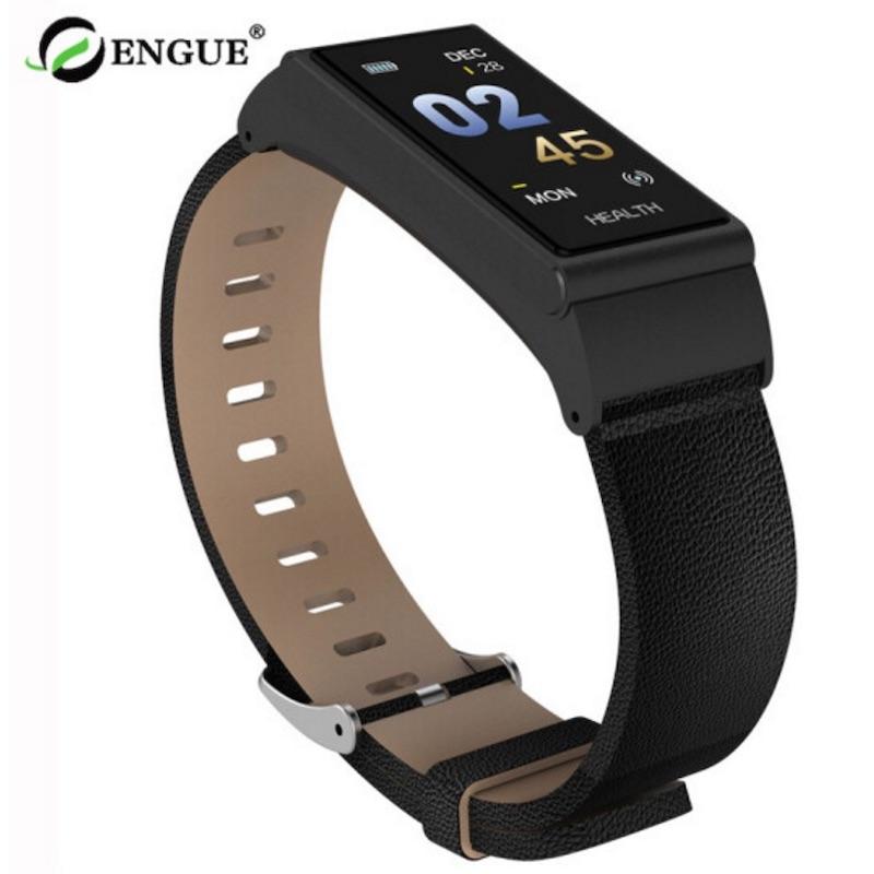 恩谷EG-T5 智能健康心率血压运动手环