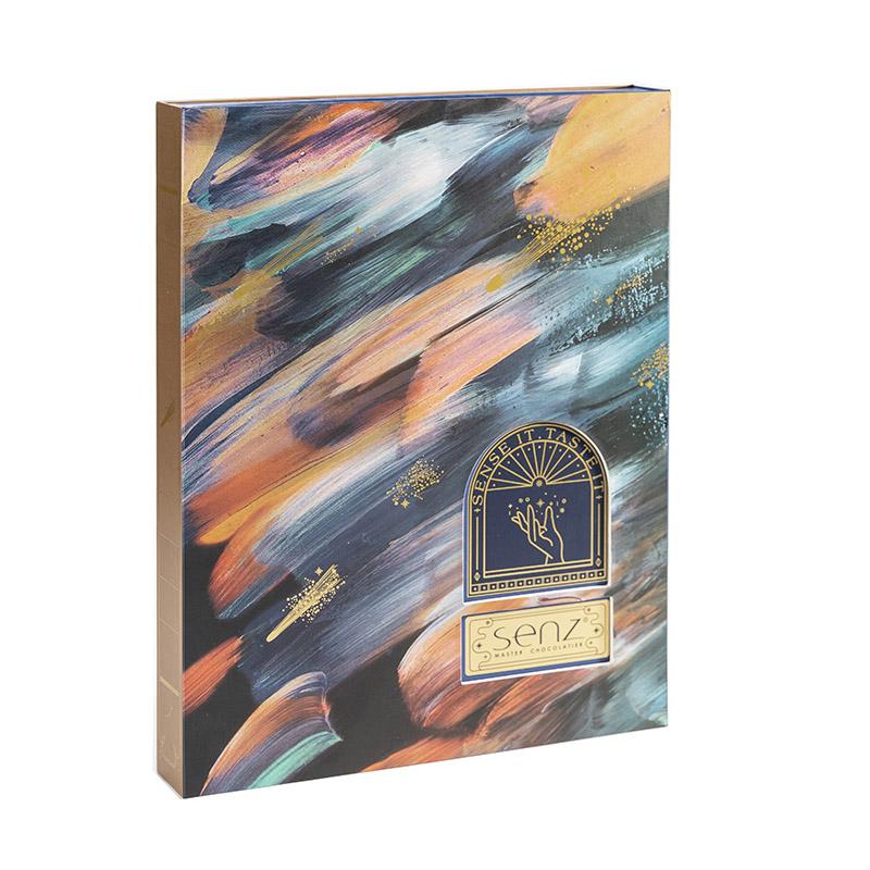 【泡沫盒+冰袋发货】senz心之巧克力情绪札记25粒装礼盒