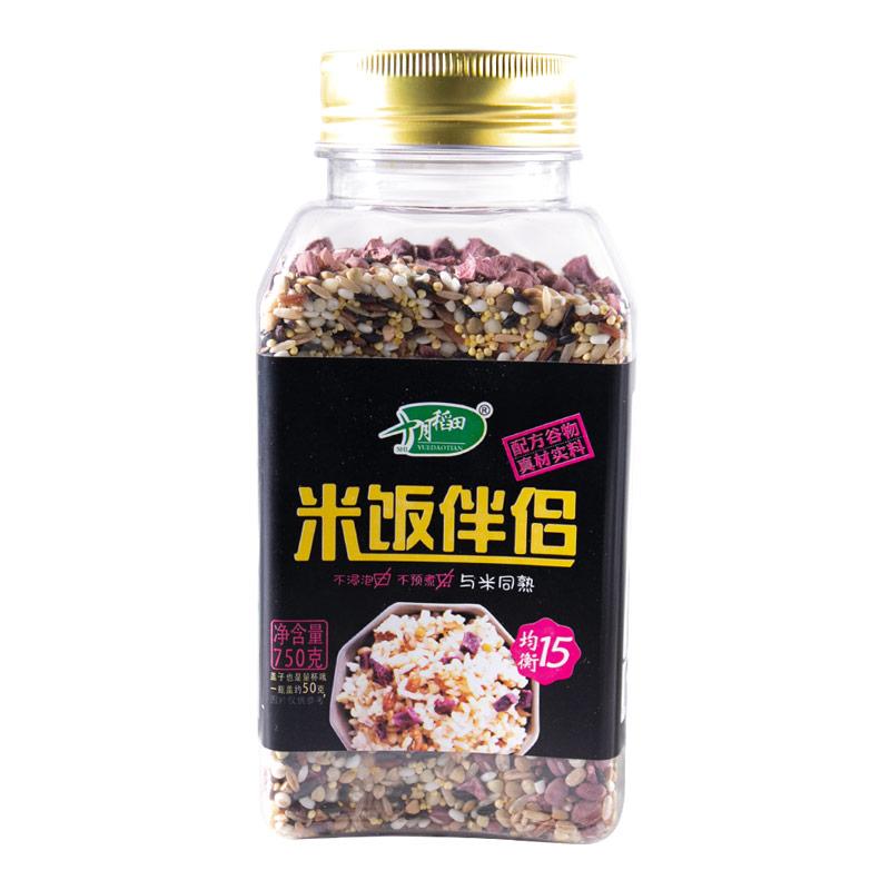 十月稻田 米饭伴侣配方谷物制品*均衡15