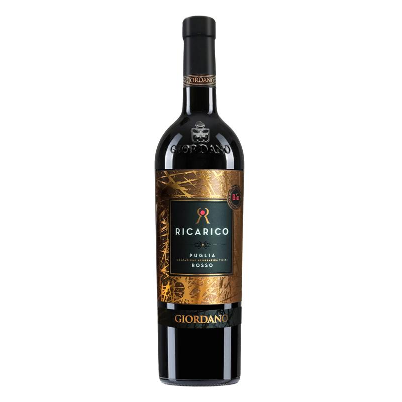 意大利王者黑金红葡萄酒