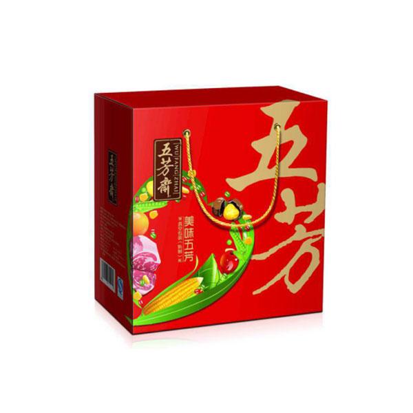 五芳斋  端午五月初五粽子礼盒礼品  五芳斋粽子 美味五芳D粽子礼盒1360g