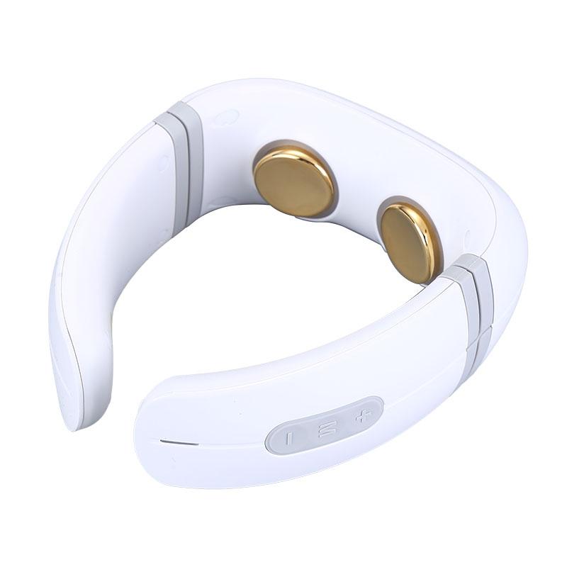 美仕达 智能语音颈椎理疗仪 MS-J8016 白色
