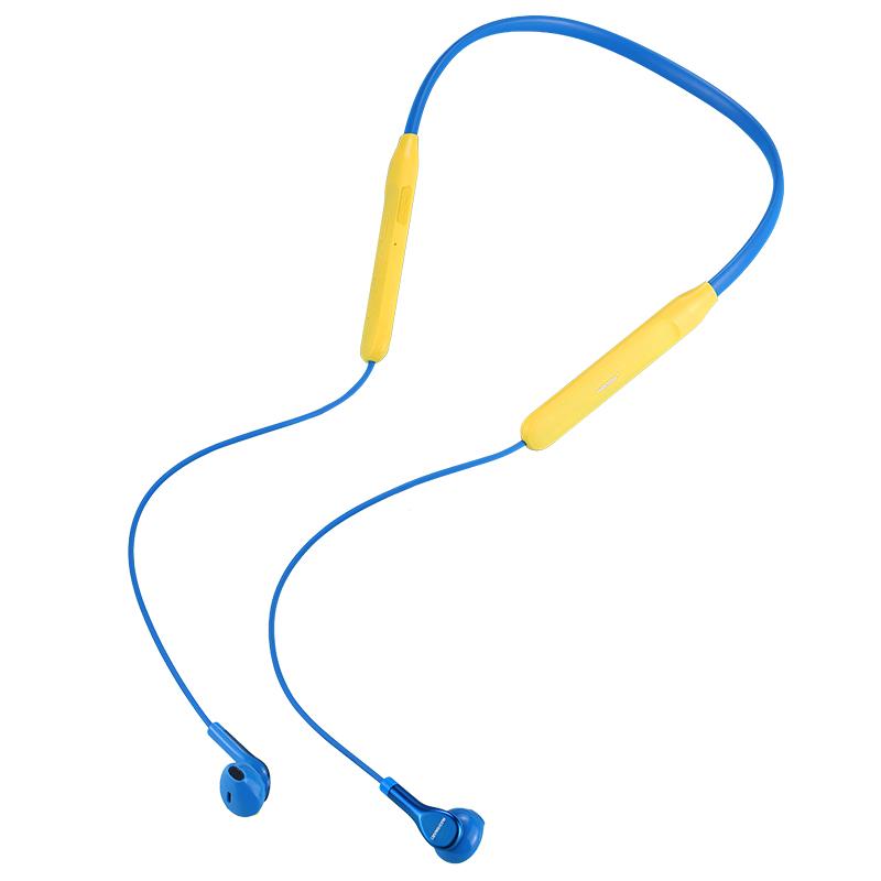 沃品流氓兔系列蓝牙耳机MB01 浅蓝色