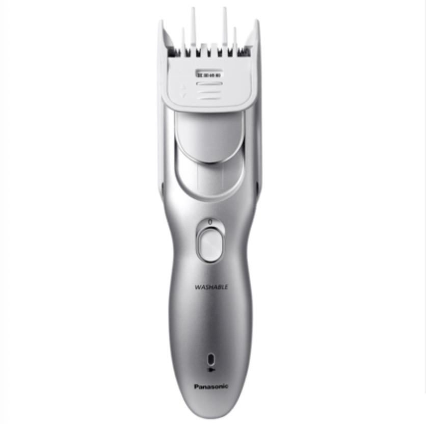 松下(Panasonic) ER-PGF80S405 家庭理发器 45°锐角刀刃强力切割便捷水洗 银色