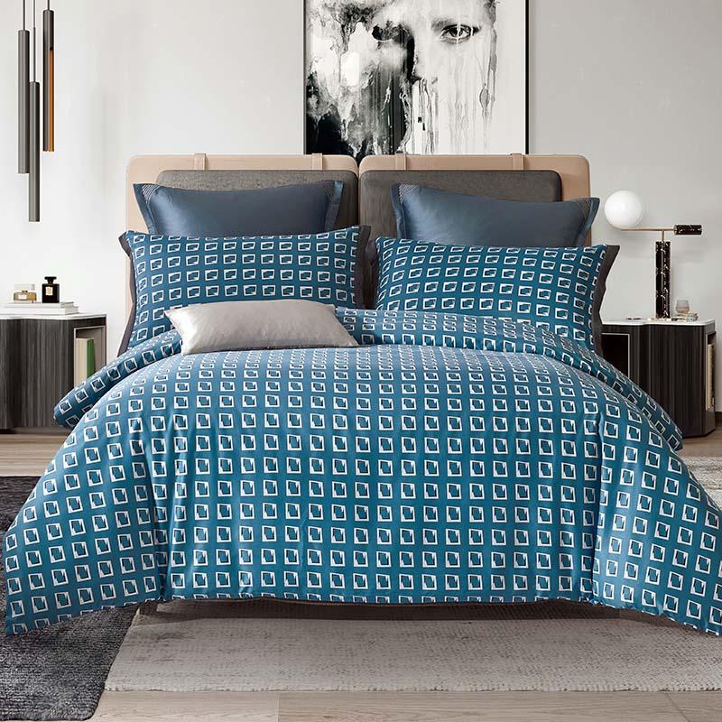 卓凡尼华伦天奴家纺居家床上用品 卢卡斯床单四件套 床上用品四件套 GV6024TJ