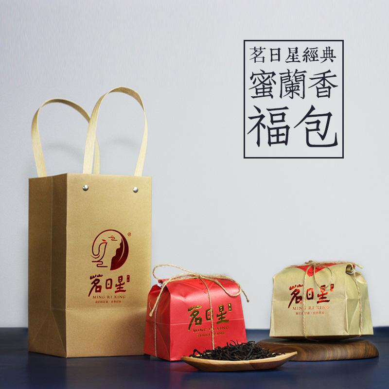 茗日星 潮州凤凰单丛特级蜜兰香福包 250g