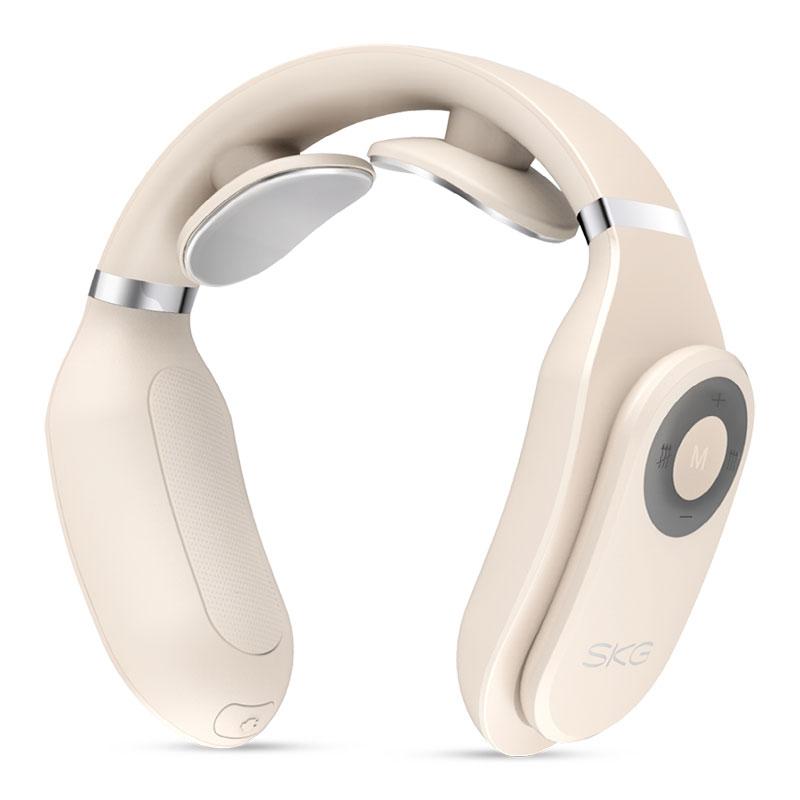 SKG颈椎按摩器k5-1x线下同款颈部按摩仪颈椎脖子肩颈办公室护颈仪(升级款)