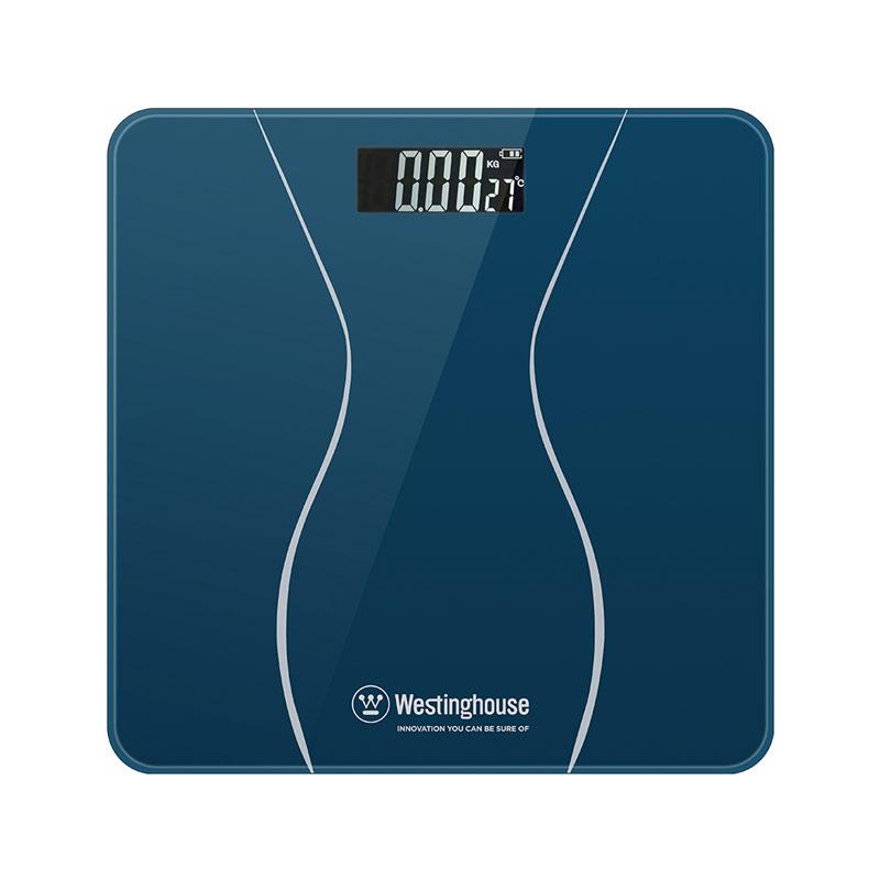 美国西屋健康秤体重秤 智能体脂秤 体重秤脂肪秤家用健康秤电子秤 精度高 健身减肥运动 T101