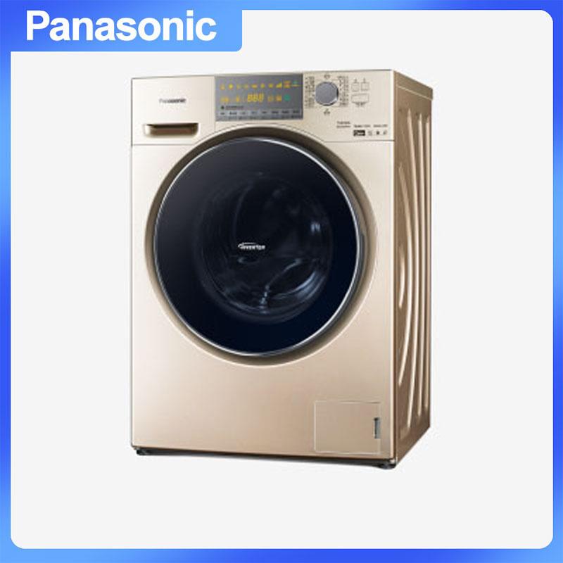 松下(Panasonic) XQG100-EG13N 洗衣机 专利泡沫发生技术冷凝式烘干节能导航羽绒洗涤 10.0kg