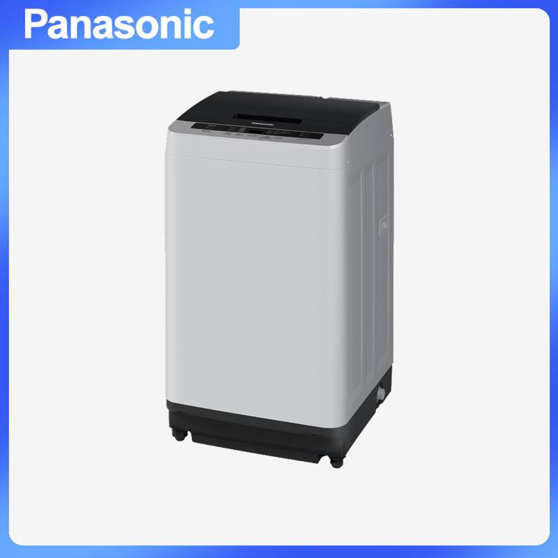 松下(Panasonic) XQB80-TGDBJ 波轮洗衣机 全自动银色 8.0kg
