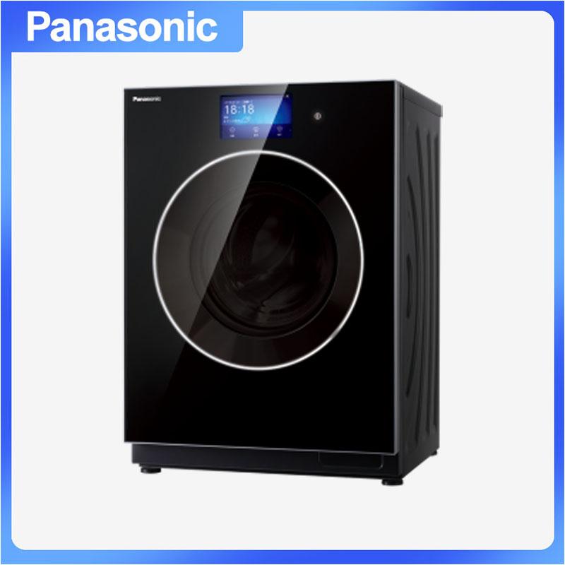 松下(Panasonic) XQG100-SD128 滚筒洗衣机 8项精准智控泡沫净五瀑布循环喷淋光动银除菌 10.0kg