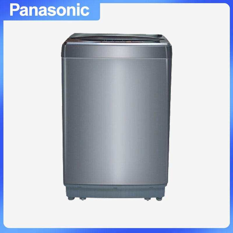 松下(Panasonic) XQB100-K1022 波轮洗衣机 静音智洗波轮节能家用 10.0kg