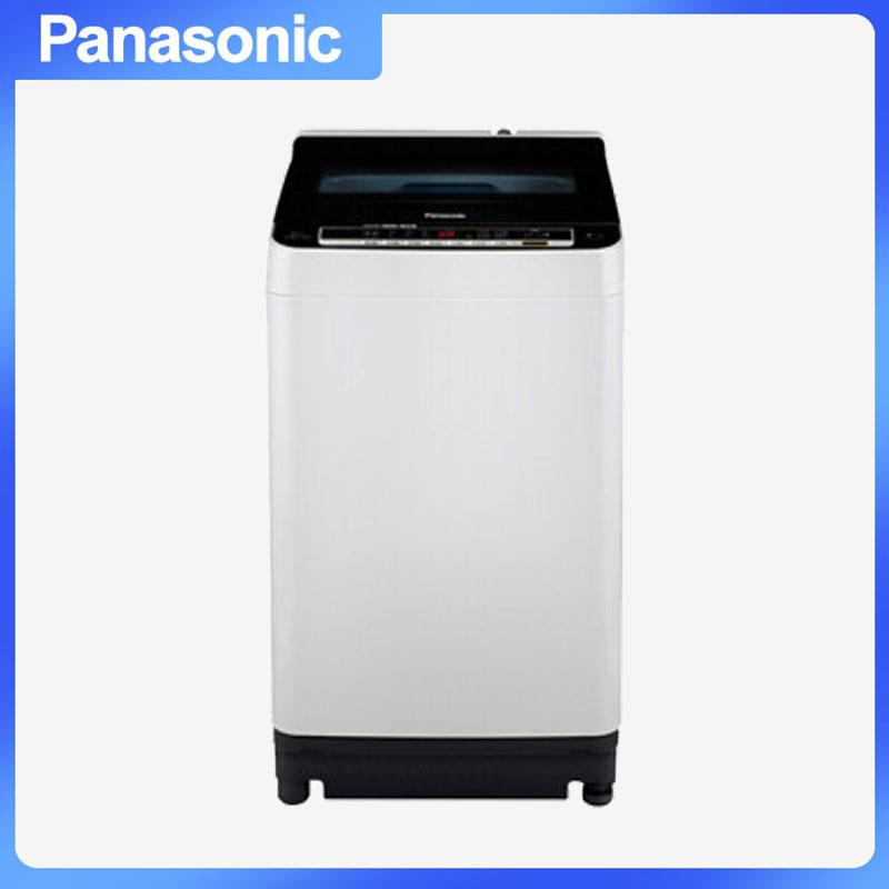 松下(Panasonic) XQB80-H8T3R 波轮洗衣机 泡沫净全自动家用 8.0kg