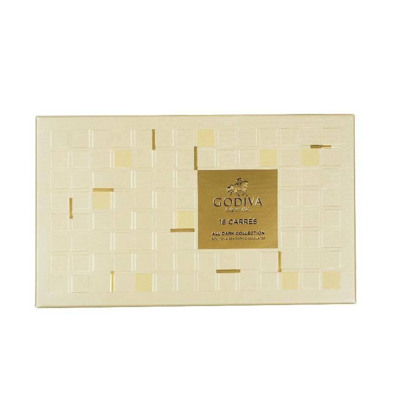 歌帝梵238型商务片装巧克力礼盒18片装