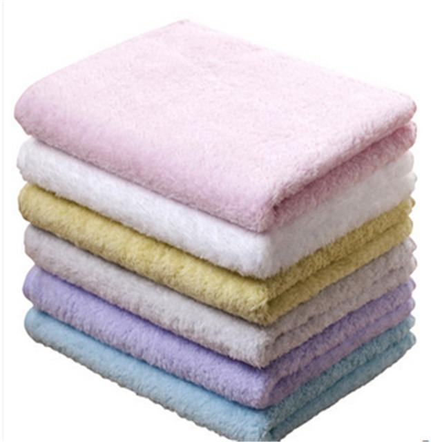 uchino内野棉花糖纯棉面巾成人女士婴儿儿童吸水家用洗脸柔软毛巾