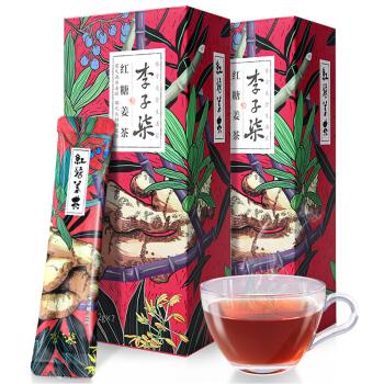 李子柒红糖姜茶84g(12g*7)*2