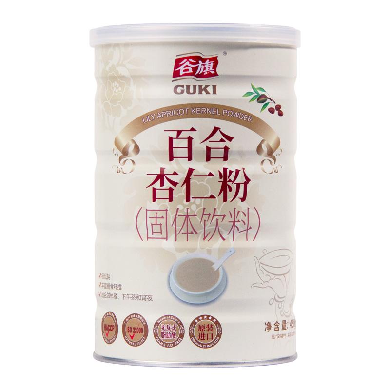 谷旗百合杏仁粉450g